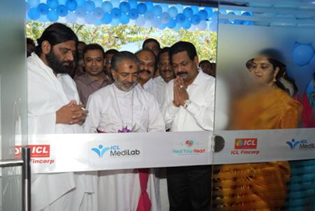 ICL MediLab Opening Ceremony
