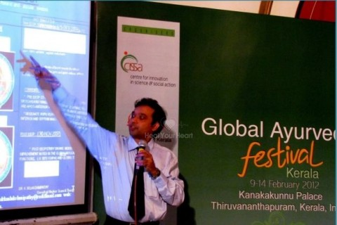 GLOBAL AYURVEDA FESTIVAL in Trivandrum Kerala