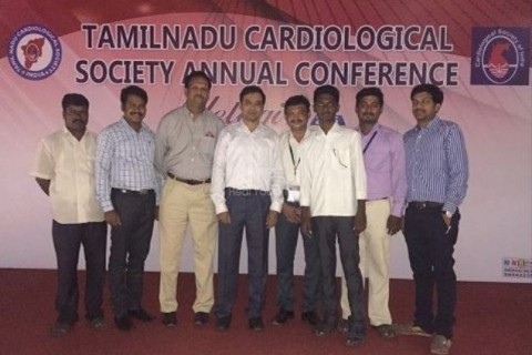 Tami Nadu Cardiological Society Conference in Yelagiri