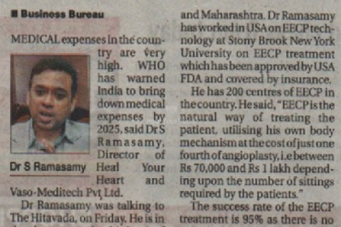 healyourheart launches pilot project in nagpur   the hitavada