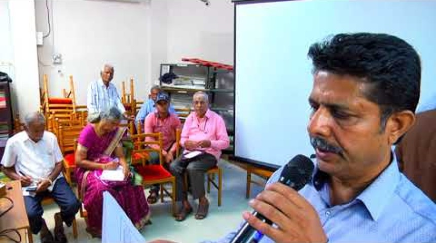 dr s ramasamy explain about eecp treatment in district central library trichy part 6