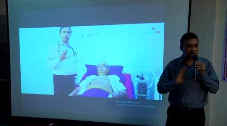 dr s ramasamy explain about eecp treatment in district central library trichy part 5